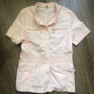 Button-Up Short Sleeve